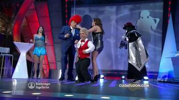 Boehringer Ingelheim TV Spot, 'Don de la salud' con Don Fransico [Spanish] - Thumbnail 4