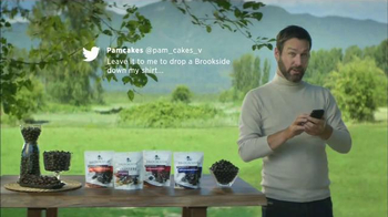 Brookside Chocolate TV Spot, 'Saved it for Later' - 2536 commercial airings