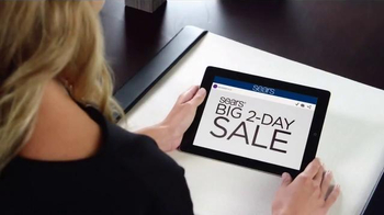 Sears Big 2-Day Sale TV Spot, 'Back to School' - Thumbnail 2