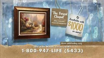 LIFE Outreach International TV Spot, 'Christmas Shoes' - Thumbnail 8