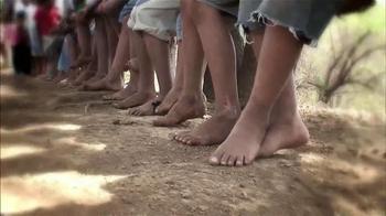 LIFE Outreach International TV Spot, 'Christmas Shoes'