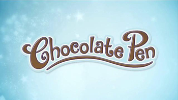 Chocolate Pen TV Spot, 'Almost Too Good to Eat' - Thumbnail 1