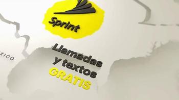 Sprint Open World TV Spot, 'Un homenaje a México' [Spanish] - Thumbnail 7