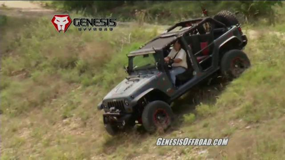 Genesis Offroad Dual Battery Kit TV Commercial, 'Protect Yourself'