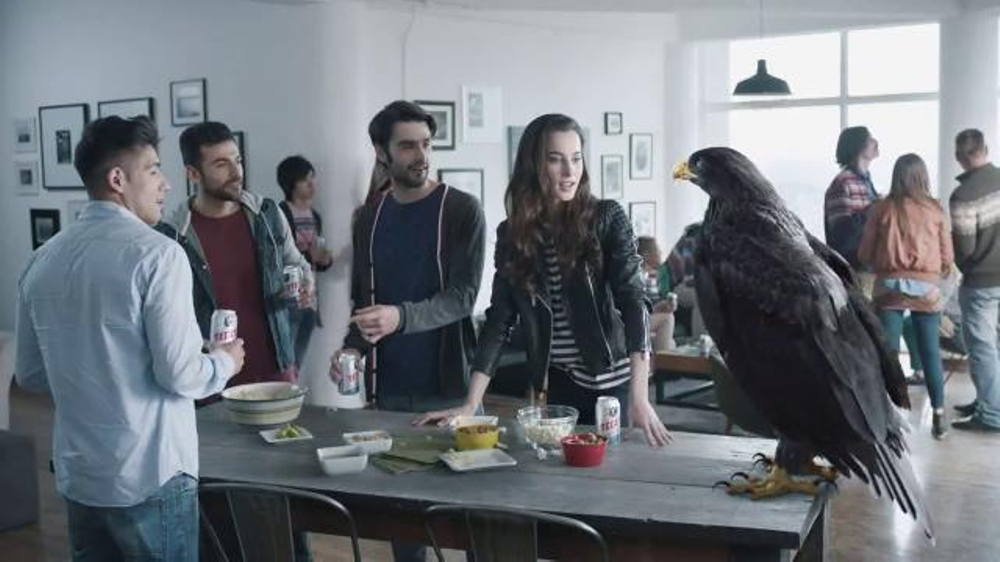 Tecate Light TV Commercial, 'Born Bold: Apartment'