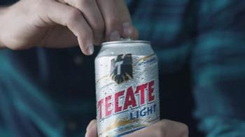 Tecate Light TV Spot, 'Born Bold: Apartment' - Thumbnail 3