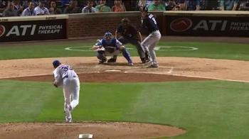 Major League Baseball TV Spot, '#THIS: Rizzo Balances on Tarp' - Thumbnail 1