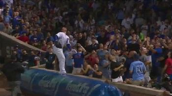 Major League Baseball TV Spot, '#THIS: Rizzo Balances on Tarp' - Thumbnail 2