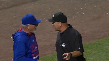 Major League Baseball TV Spot, '#THIS: Rizzo Balances on Tarp' - Thumbnail 5