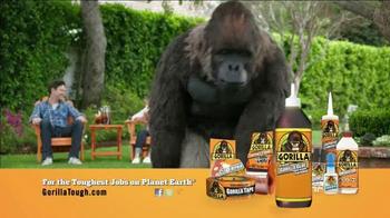 Gorilla Glue TV Spot, 'Yard Work' - Thumbnail 8