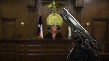 Sandra Brown ''Friction'' TV Spot - Thumbnail 2