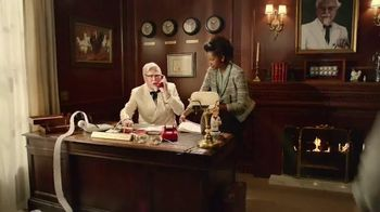 KFC Family Fill Up TV Spot, 'Busy People' Featuring Norm Macdonald