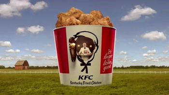 KFC Family Fill Up TV Spot, 'Busy People' Featuring Norm Macdonald - Thumbnail 5