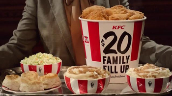 KFC Family Fill Up TV Spot, 'Busy People' Featuring Norm Macdonald - Thumbnail 3