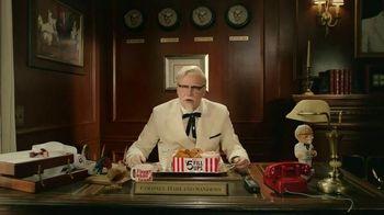 KFC Fill Ups TV Spot, 'Fun Loving' Featuring Norm Macdonald - 1270 commercial airings