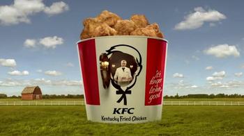 KFC Fill Ups TV Spot, 'Fun Loving' Featuring Norm Macdonald - Thumbnail 8