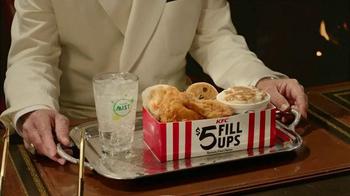KFC Fill Ups TV Spot, 'Fun Loving' Featuring Norm Macdonald - Thumbnail 4