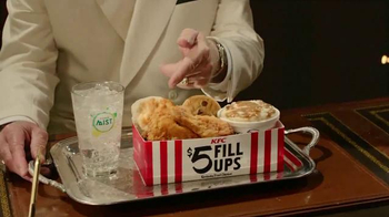 KFC Fill Ups TV Spot, 'Fun Loving' Featuring Norm Macdonald - Thumbnail 5