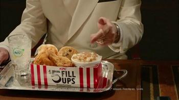 KFC Fill Ups TV Spot, 'Fun Loving' Featuring Norm Macdonald - Thumbnail 6