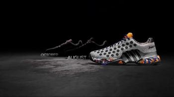 Tennis Warehouse TV Spot, 'adidas Barricade 2015 Wall Street: Ticker' - Thumbnail 7