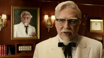 KFC TV Spot, 'Celebrity Colonel' Featuring Norm Macdonald - 1085 commercial airings