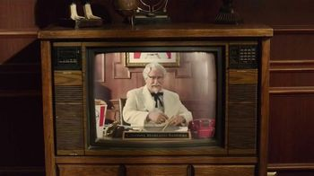 KFC TV Spot, 'The Real Colonel Sanders' Featuring Norm Macdonald - 936 commercial airings