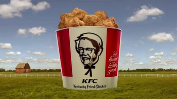 KFC TV Spot, 'The Real Colonel Sanders' Featuring Norm Macdonald - Thumbnail 9