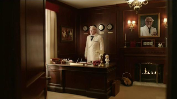 KFC TV Spot, 'The Real Colonel Sanders' Featuring Norm Macdonald - Thumbnail 3