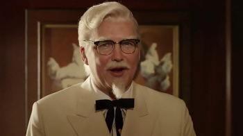 KFC TV Spot, 'The Real Colonel Sanders' Featuring Norm Macdonald - Thumbnail 4