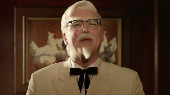 KFC TV Spot, 'The Real Colonel Sanders' Featuring Norm Macdonald - Thumbnail 5