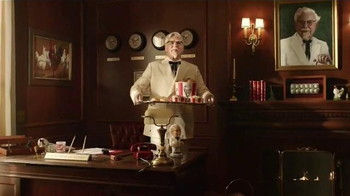 KFC TV Spot, 'The Real Colonel Sanders' Featuring Norm Macdonald - Thumbnail 6