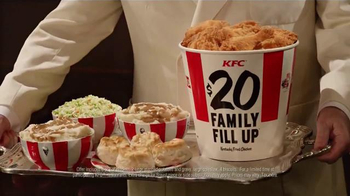 KFC TV Spot, 'The Real Colonel Sanders' Featuring Norm Macdonald - Thumbnail 7