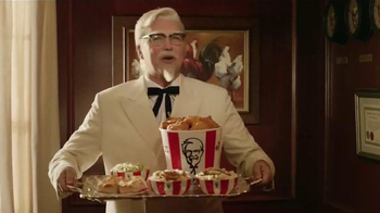 KFC TV Spot, 'The Real Colonel Sanders' Featuring Norm Macdonald - Thumbnail 8