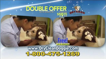 Dry Clean Doggie TV Spot, 'Wet Doggies' - Thumbnail 8