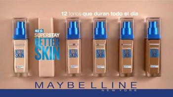 Maybelline New York SuperStay Better Skin TV Spot, 'Vida rápida' [Spanish] - Thumbnail 10