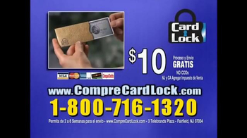 Card Lock TV Spot, 'El robo de identidad' [Spanish] - Thumbnail 10