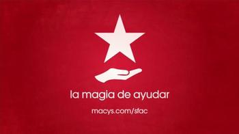 Macy's TV Spot, 'Compra por una causa: March of Dimes' [Spanish] - Thumbnail 5
