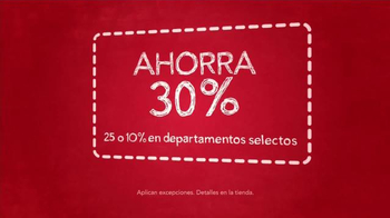 Macy's TV Spot, 'Compra por una causa: March of Dimes' [Spanish] - Thumbnail 2
