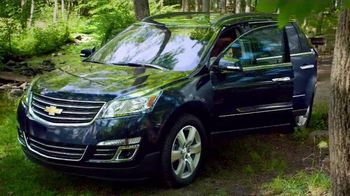 Chevrolet Traverse LTZ TV Spot, 'Investigation Discovery'
