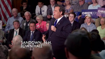 America Leads TV Spot, 'Prevent War' Featuring Chris Christie