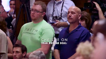America Leads TV Spot, 'Prevent War' Featuring Chris Christie - Thumbnail 3