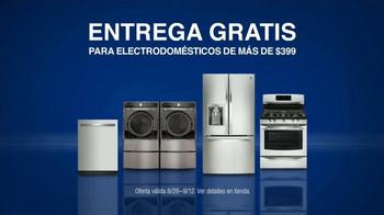 Sears Evento de Labor Day TV Spot, 'Fiesta de cena' [Spanish] - Thumbnail 10