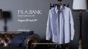 JoS. A. Bank Super Saturday TV Spot, 'Sportswear' - Thumbnail 5