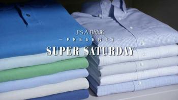 JoS. A. Bank Super Saturday TV Spot, 'Sportswear' - Thumbnail 1