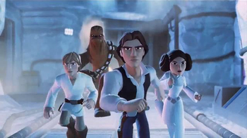 Disney Infinity 3.0 TV Spot, 'Play in Their World' - Thumbnail 5