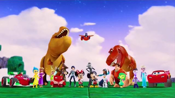 Disney Infinity 3.0 TV Spot, 'Play in Their World' - Thumbnail 8