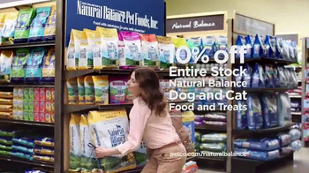 PETCO TV Spot, 'Natural Balance: Quirks' - Thumbnail 3
