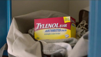 Tylenol Arthritis Pain Extended-Release Caplets TV Spot, 'Be More Active' - Thumbnail 6