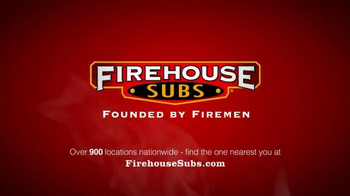 Firehouse Subs Under 500 Calories Menu TV Spot, 'Hearty and Flavorful Menu' - Thumbnail 8