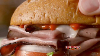 Firehouse Subs Under 500 Calories Menu TV Spot, 'Hearty and Flavorful Menu' - Thumbnail 3